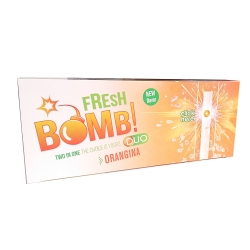 Gilzy Fresh bomb Orange Mint klikane Klik